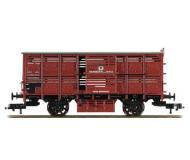 модель Fleischmann 535501  Вагон для перевозки не крупного рогатого скота, тип Vh. Принадлежность KPEV. Эпоха I