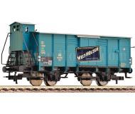 модель Fleischmann 535806 Грузовой вагон с тормозной будкой WELT-HOLZER