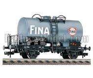 """модель Fleischmann 541301 Цистерна """"Fina"""". Принадлежность SNCB"""