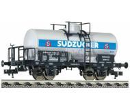 модель Fleischmann 5423 Цистерна компании SUDZUCKER с тормозной площадкой. Принадлежность privat
