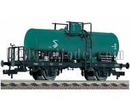 """модель Fleischmann 542901 Цистерна """"VEB EVW Schwedt""""с тормозной площадкой. Принадлежность DR"""