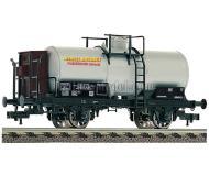 """модель Fleischmann 543002 Kesselwagen mit Bremserhaus """"MARCEL ROUA"""