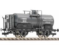 модель Fleischmann 543703 Цистерна KRALUPER PRAG с тормозной площадкой для St.E.G. Принадлежность Privat