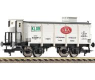 """модель Fleischmann 544907 Chlorgaswagen """"EKA"""" der SJ"""