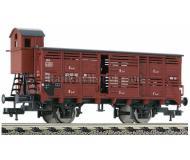 модель Fleischmann 5764 Грузовой вагон стормозной будкой, тип V. Принадлежность DR