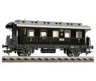 модель Fleischmann 5767 Пассажирский вагон 3 класса, тип CCitr Pr 05b. Принадлежность DRG