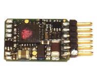 модель Fleischmann 685303 DCC DECODER mit RailCom M.6P