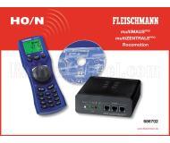 модель Fleischmann 686702 Комплет управления DCC Multizentrale