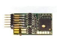 модель Fleischmann 687303 DCC-Decoder mit RailCom 6-pol