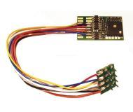 модель Fleischmann 687503 DCC-Decoder mit RailCom 8 pol
