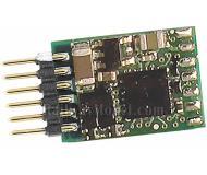 модель Fleischmann 69685401 DCC-Decoder, ohne Stecker, Litzenl. ca.
