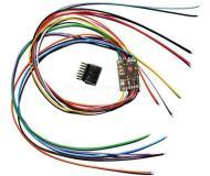 модель Fleischmann 69685403 DCC DECODER mit RailCom, 6 L