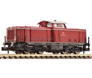модель Fleischmann 723007 Тепловоз BR 212 rot