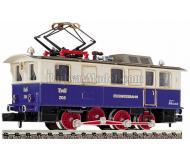модель Fleischmann 7305 Горный электровоз с приводом для зубчатой рейки Edelweissbahn.