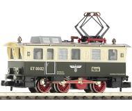 модель Fleischmann 730581 Электровоз BR ET 99 с декодером DCC. Принадлежность DRG