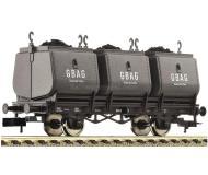 модель Fleischmann 826403 Kohlekübelwagen 2achsig ohne
