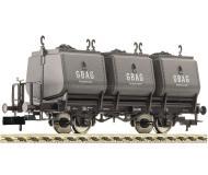 модель Fleischmann 826502 Kohlekübelwagen 2achsig mit