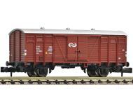 модель Fleischmann 833301 Грузовой вагон для перевозки овощей. Принадлежность Нидерланды, NS