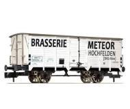 модель Fleischmann 834110  Вагон для перевозки пива Meteor. Принадлежность SNCF. Эпоха II-III