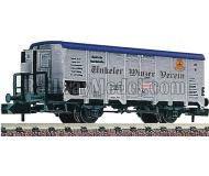 """модель Fleischmann 834607 Товарный вагон  """"Weingut Unk"""
