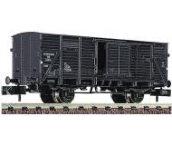 модель Fleischmann 836301 Грузовой вагон Getreidetransport, тип G11. Принадлежность Нидерланды, NS