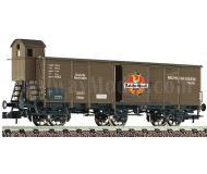 модель Fleischmann 838003 Трёхосный вагон для перевозки пива