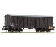 модель Fleischmann 839101  Товарный вагон, тип TP. Принадлежность SNCF. Эпоха III