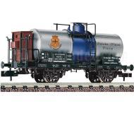 """модель Fleischmann 843405 Kesselwagen mit Bremserhaus """"Weing"""