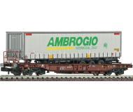 """модель Fleischmann 845344 EH-Taschenwagen """"Ambrogio"""" FS"""