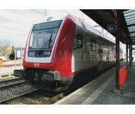 модель Fleischmann 862084 DoSto-Steuerwagen 2.Kl. CFL