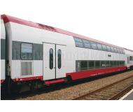 модель Fleischmann 862105 DoSt-wagen 2.Kl. 2.# der CFL