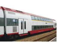 модель Fleischmann 862204 DoSt-wagen 1./2.Kl. der CFL