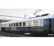 """модель Fleischmann 890402 Speisewagen EWIV blau/beige """"P"""
