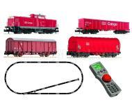 модель Fleischmann 931486 Цифровой стартовый набор  BR 212 + GZ DB-AG