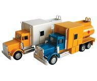 модель Herpa 006449 Kenwort Lube Truck. Собран