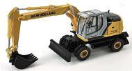 модель Herpa 006480 New Holland We170 Wheeled Excavator