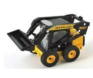 модель Herpa 006503 New Holland L175 Skid Steer. Собран