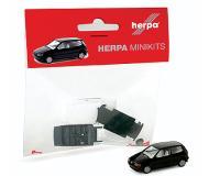 модель Herpa 012140 Volkswagen Polo  двухдверный. Серия MiniKit - модель для легкой и быстрой сборки, без использования клея.