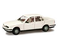модель Herpa 012201-002 BMW 5er Limousine (белый). Набор для самостоятельной сборки.