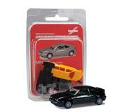 модель Herpa 012652-002 VW Corrado,чёрный. Набор для самостоятельной сборки