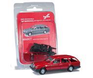 модель Herpa 012706 Mercedes-Benz TE универсал. Серия MiniKit - модель для легкой и быстрой сборки, без использования клея. Цвет в ассортименте.