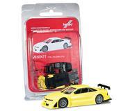 модель Herpa 012713 Opel Calibra гоночная версия. Серия MiniKit - модель для легкой и быстрой сборки, без использования клея. Цвет в ассортименте.