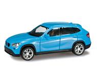 модель Herpa 024341-002 BMW X1, голубой