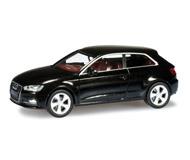модель Herpa 024983-002 Audi A3®, чёрный металлик