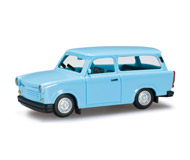 модель Herpa 027359-002 Trabant 1.1 Universal