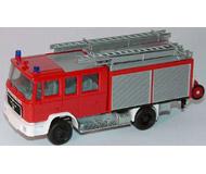 модель Herpa 041447 Автомобиль пожарной службы MAN M 90 LF 16