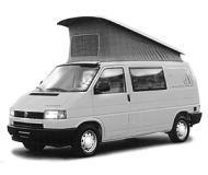 модель Herpa 042406 Volkswagen T4 California микроавтобус