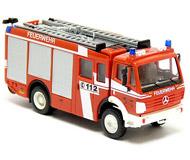 модель Herpa 043274 Автомобиль пожарной службы Mercedes-Benz SK 94