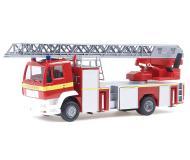 модель Herpa 046169 Пожарная служба.  MAN M2000 DLK 23/12