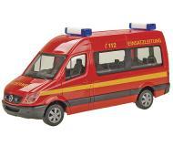 модель Herpa 047289  Mercedes 2006 Sprinter, Пожарная служба